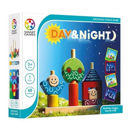Smart Games Day and Night Zeka Oyunu
